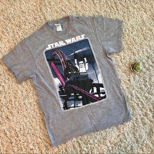 Star Wars Rollercoaster Shirt